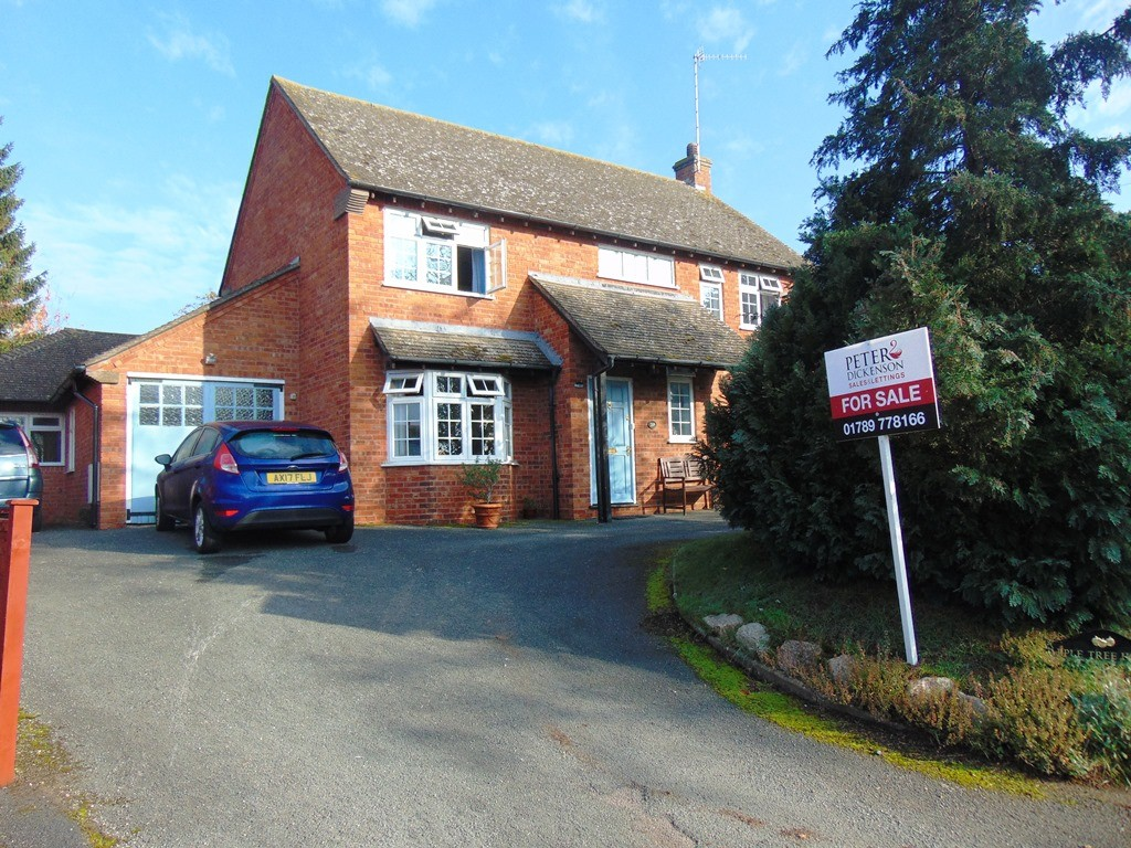 Grange Road, Bidford-on-avon, Alcester, B50 4BY
